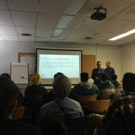 Tech Talk at Regina/Saskatchewan