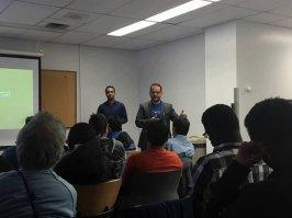 Tech Talk at Regina/Saskatchewan
