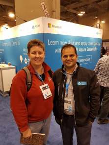 Meet Your MVP at Azure Expert -MVP Summit Toronto 2017