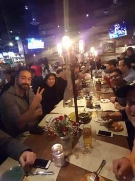 MVP Party at Toronto